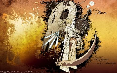 BONES, Soul Eater, Maka Albarn, Spirit Albarn Wallpaper