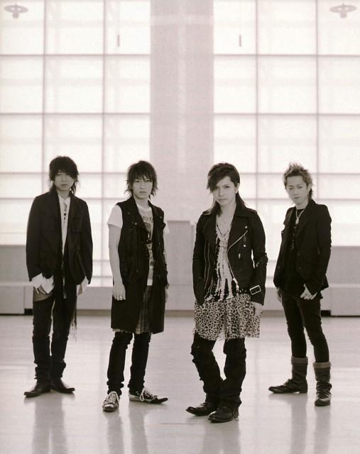 Tetsuya Ogawa, Yukihiro Awaji, L'Arc~en~Ciel, Hyde (J-Pop Idol), Ken Kitamura
