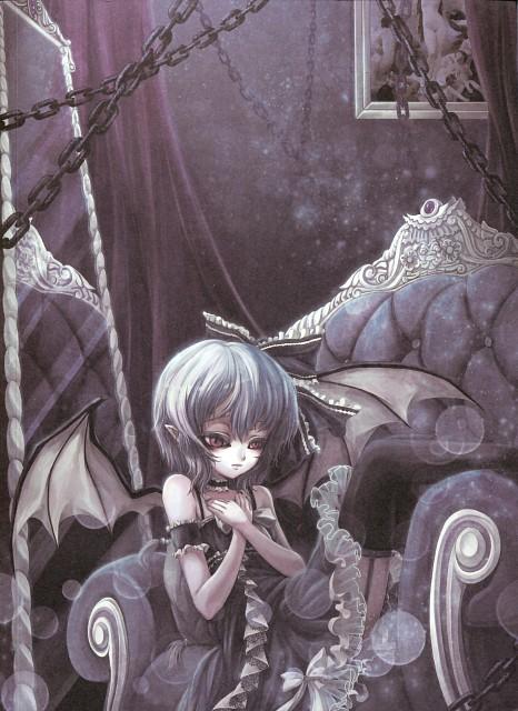 World Through Fantasy, Touhou, Remilia Scarlet