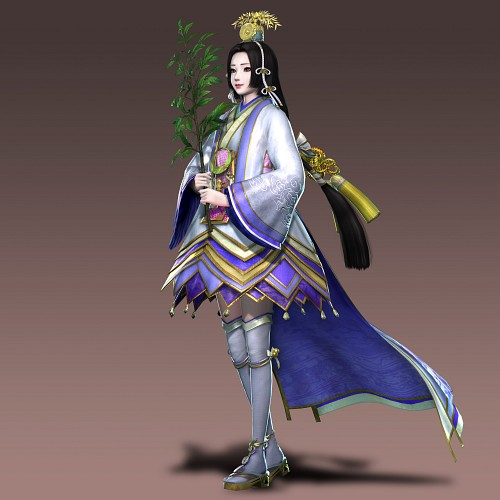 Koei, Warriors Orochi, Kaguya (Warriors Orochi), Official Digital Art