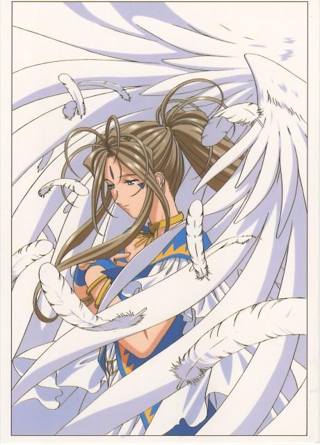 Kousuke Fujishima, Anime International Company, Ah! Megami-sama, Belldandy