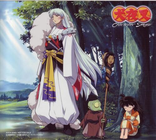 Rumiko Takahashi, Sunrise (Studio), Inuyasha, Jaken, Sesshoumaru