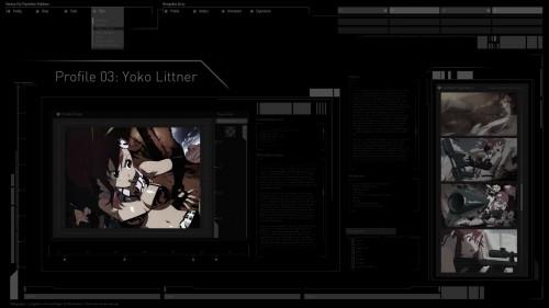Yoko Littner Wallpaper