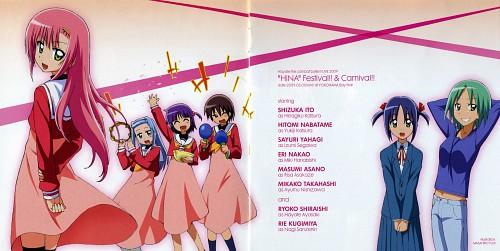 Kenjiro Hata, Hayate the Combat Butler, Izumi Segawa, Yukiji Katsura, Ayumu Nishizawa
