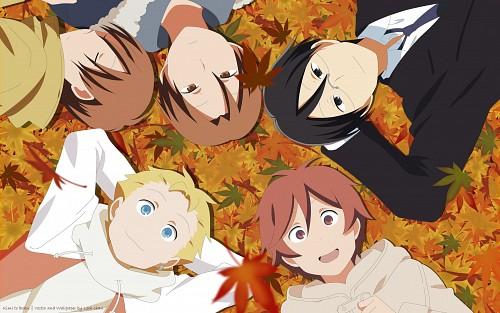 Kiichi Hotta, J.C. Staff, Kimi to Boku, Chizuru Tachibana, Yuuta Asaba Wallpaper