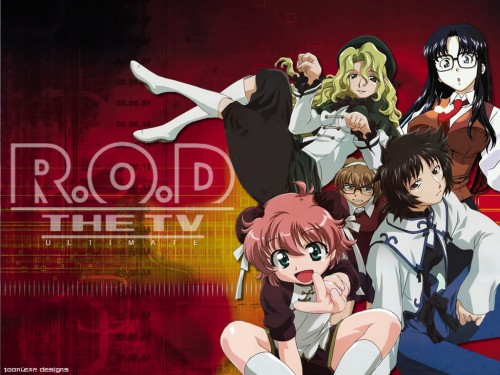 Studio DEEN, Read Or Die, Nenene Sumiregawa, Anita King, Michelle Cheung Wallpaper