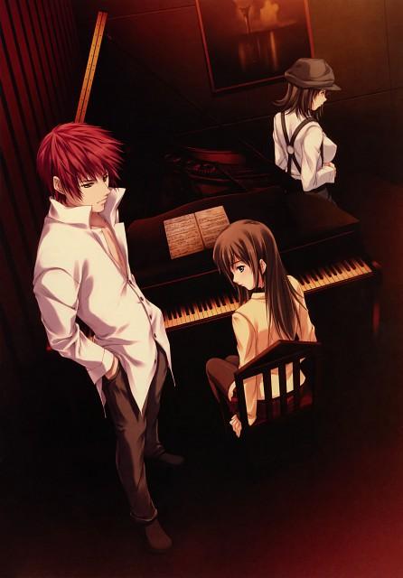 Miki Sugina, Innocent Grey, Nuregarasu, PP -Pianissimo-, Mikage Tachibana