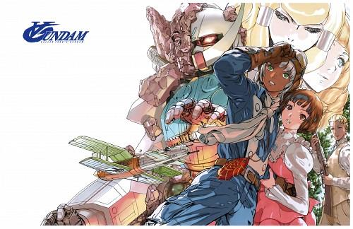 Akira Yasuda, Sunrise (Studio), Turn A Gundam, Sochie Heim, Kihel Heim