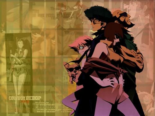 Toshihiro Kawamoto, Sunrise (Studio), Cowboy Bebop, Edward Wong Hau Pepelu Tivrusky IV, Ein Wallpaper