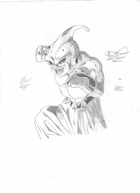 Akira Toriyama, Toei Animation, Dragon Ball, Buu, Member Art