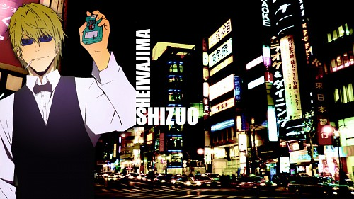 Suzuhito Yasuda, Brains Base, BONES, DURARARA!!, Shizuo Heiwajima Wallpaper