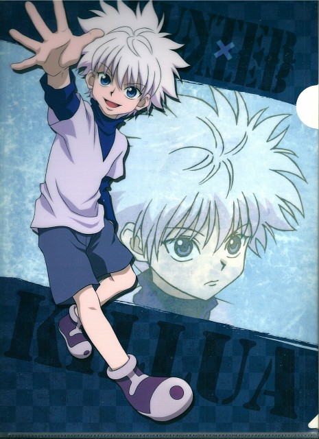 Yoshihiro Togashi, Hunter x Hunter, Killua Zaoldyeck, Pencil Board