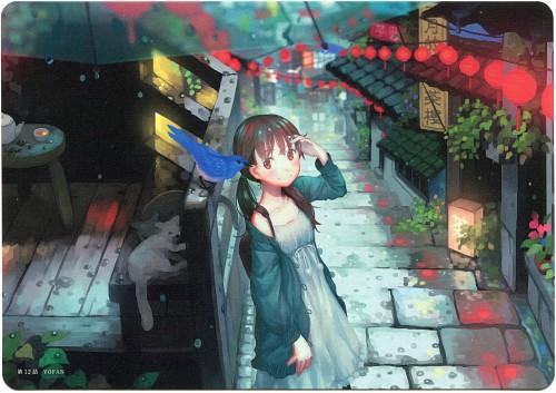 VOFAN, Chika Umino, Shaft (Studio), Sangatsu no Lion, Hinata Kawamoto