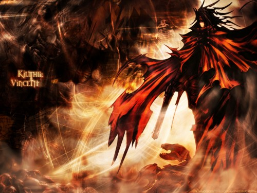 Square Enix, Final Fantasy VII: Dirge of Cerberus, Final Fantasy VII, Vincent Valentine Wallpaper