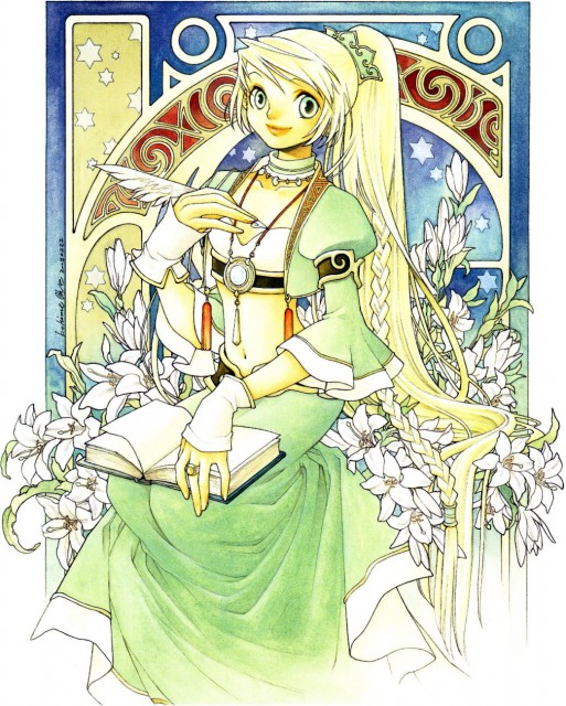 Kohime Ohse, Gust, Atelier Marie: The Alchemist of Salburg, Marlone