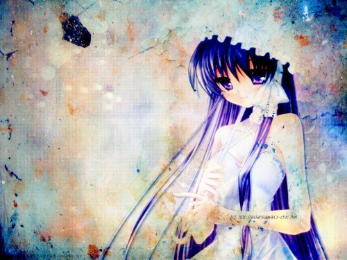Key (Studio), Clannad, Kyou Fujibayashi Wallpaper