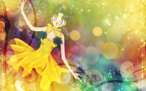 Toei Animation, Bishoujo Senshi Sailor Moon, Human Luna Wallpaper