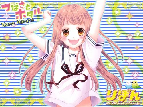 Nana Haruta, Tsubasa to Hotaru, Tsubasa (Tsubasa to Hotaru), Official Wallpaper
