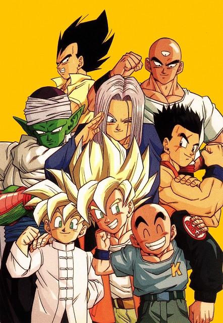 Akira Toriyama, Toei Animation, Dragon Ball, Yamcha, Super Saiyan Gohan
