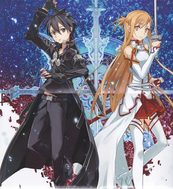 Shingo Adachi, Abec, A-1 Pictures, Sword Art Online, Kazuto Kirigaya