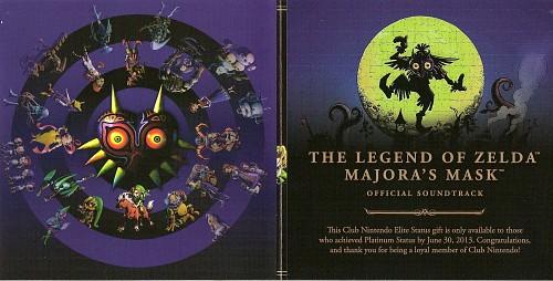 The Legend of Zelda, The Legend of Zelda: Majora's Mask, Epona, Skull Kid, Tingle