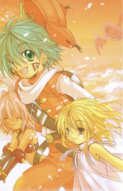 Rei Izumi, Bee Train, .hack//Legend of the Twilight, Zefie, Rena Kunisaki
