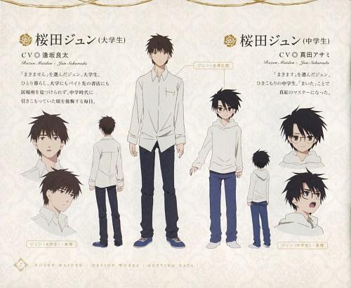Rozen Maiden, Jun Sakurada, Character Sheet