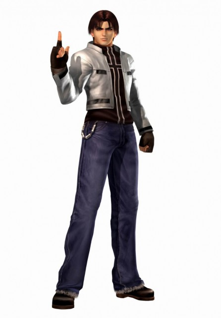 SNK, King of Fighters, Kyo Kusanagi