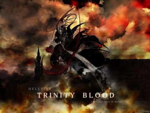 Gonzo, Trinity Blood, Abel Nightroad Wallpaper