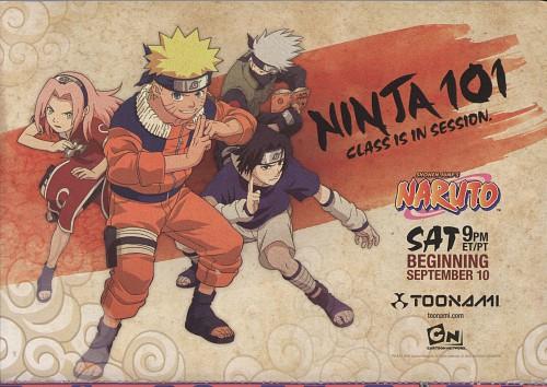 Studio Pierrot, Naruto, Sakura Haruno, Sasuke Uchiha, Naruto Uzumaki