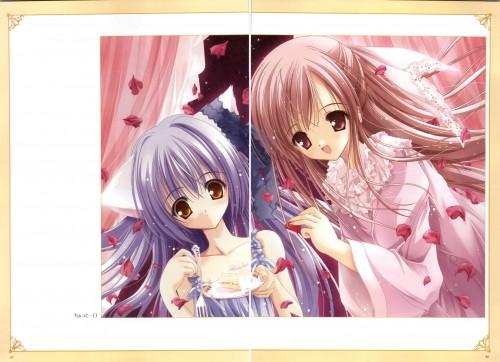 Tinkerbell, Café Little Wish, Tsukiyono Chakai, Mina (Cafe Little Wish), Merun (Cafe Little Wish)