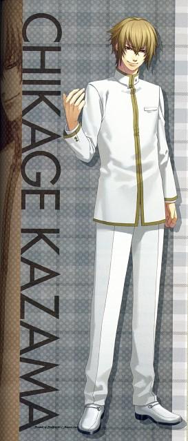 Idea Factory, Studio DEEN, Hakuouki Sweet School Life Official Fan Book, Hakuouki Sweet School Life, Chikage Kazama