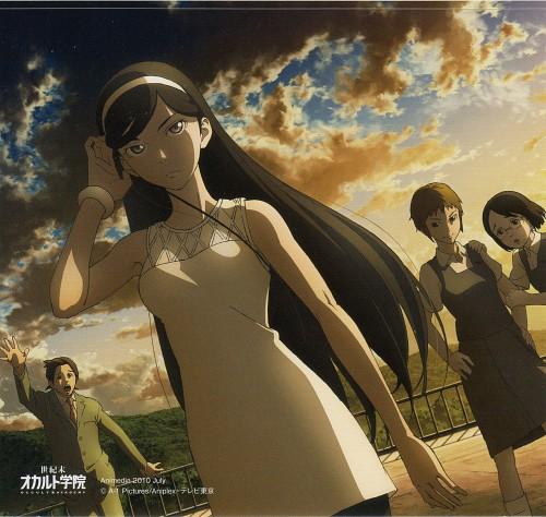 A-1 Pictures, Seikimatsu Occult Gakuin, Kozue Naruse, Fumiaki Uchida, Maya Kumashiro