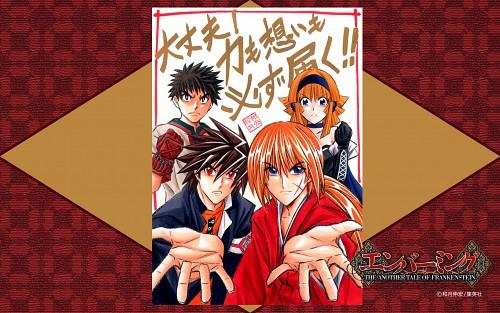 Nobuhiro Watsuki, Embalming, Busou Renkin, Rurouni Kenshin, Kenshin Himura