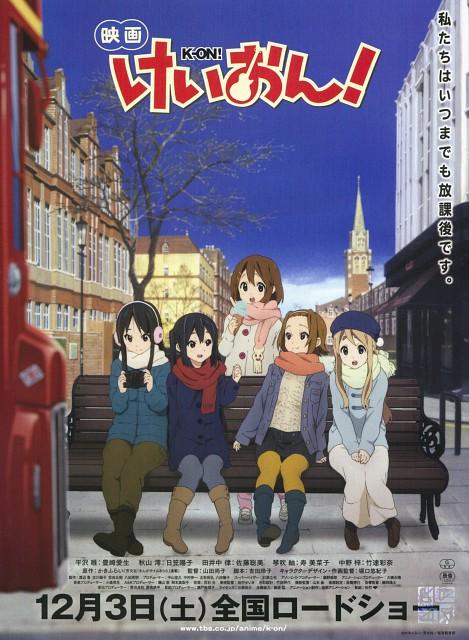 Kakifly, Kyoto Animation, K-On!, Yui Hirasawa, Tsumugi Kotobuki