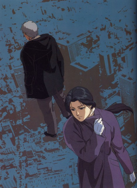 Masami Yuki, Madhouse, Patlabor: The Mobile Police, Shinobu Nagumo