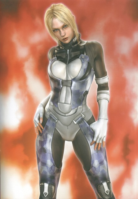 Namco, Death by Degrees, Nina Williams