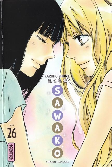 Karuho Shiina, Kimi ni Todoke, Ume Kurumizawa, Sawako Kuronuma, Manga Cover