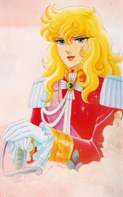 Rose of Versailles, Oscar François de Jarjayes
