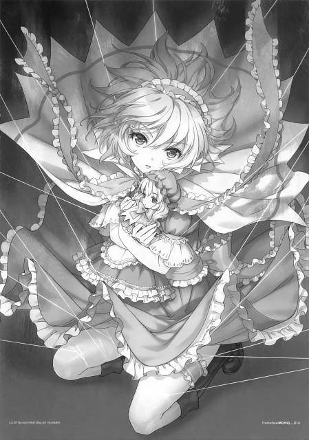 An2a, Petite Fatal MONO, Touhou, Alice Margatroid