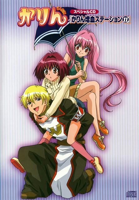 Karin, Yuna Kagesaki, J.C. Staff, Elda Marker, Winner Sinclair