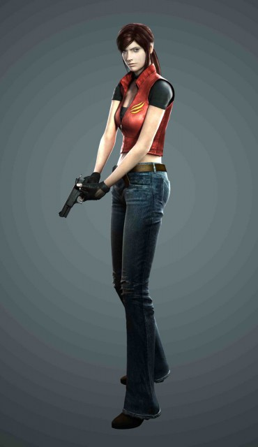 Capcom, Resident Evil: The Dark Side Chronicles, Claire Redfield