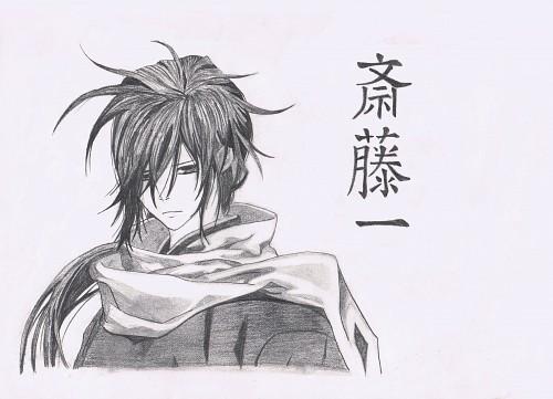 Yone Kazuki, Idea Factory, Hakuouki Shinsengumi Kitan, Hajime Saitou (Hakuouki), Member Art