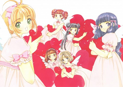 CLAMP, Cardcaptor Sakura, Cardcaptor Sakura Illustrations Collection 3, Naoko Yanagisawa, Chiharu Mihara