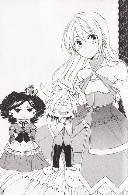 Soumei Hoshino, QuinRose, Heart no Kuni no Alice, Vivaldi, Alice Liddel (Heart no Kuni no Alice)