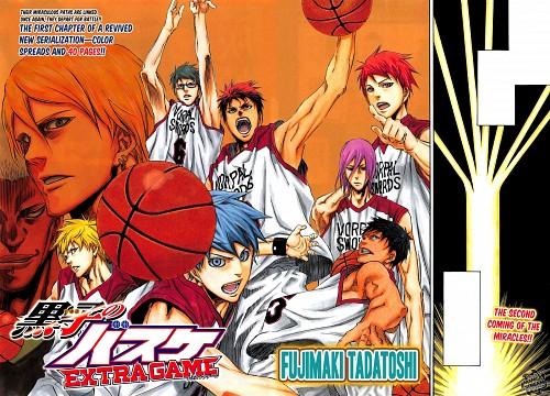 Tadatoshi Fujimaki, Production I.G, Kuroko no Basket, Daiki Aomine, Shintarou Midorima
