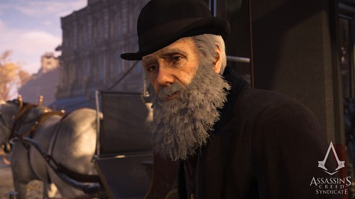 Ubisoft, Assassin's Creed Syndicate, Charles Darwin, Game CG