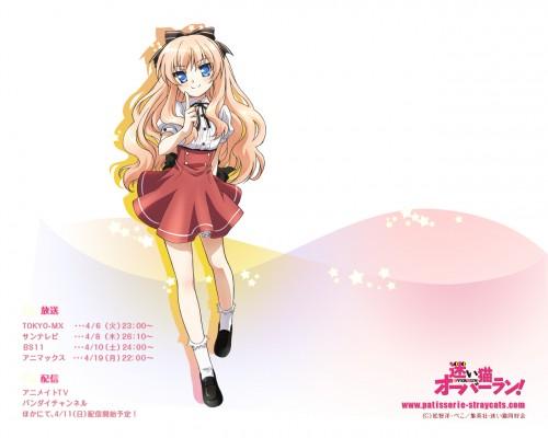 Kentaro Yabuki, Mayoi-neko Overrun, Chise Umenomori
