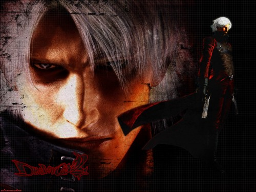 Capcom, Devil May Cry, Dante Wallpaper