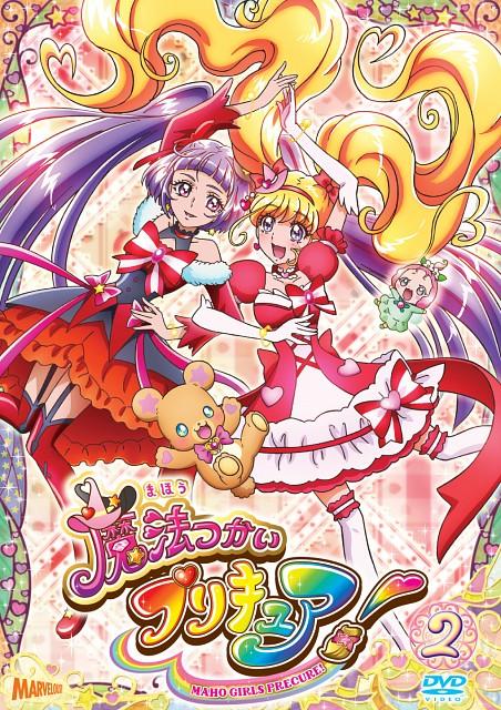 Toei Animation, Mahou Tsukai Precure!, Cure Magical, Haa-chan, Cure Miracle